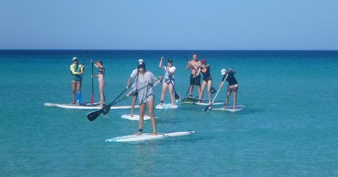 Ningaloo SUP Lessons