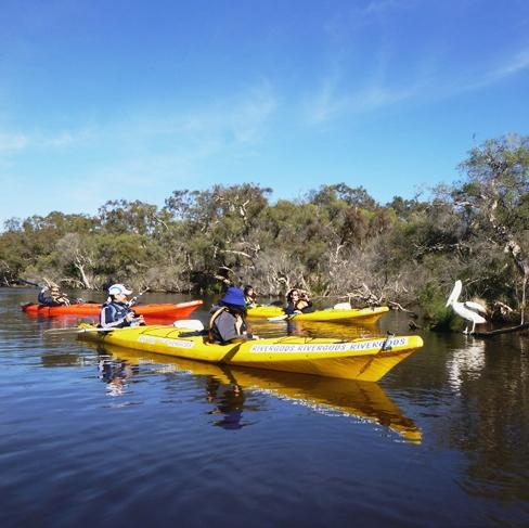 Kayak Canning River