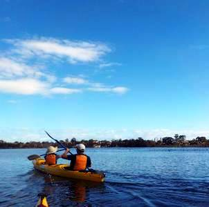 Swan_River_Tour Kayaking