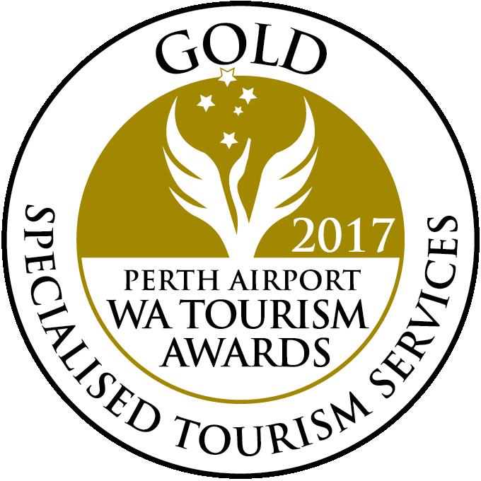 Sightseeing Pass Australia WINS Gold at 2017 WA Tourism Awards