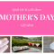 Mothers Day Ideas Perth