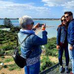 Penguin Island lookout, Western Australia