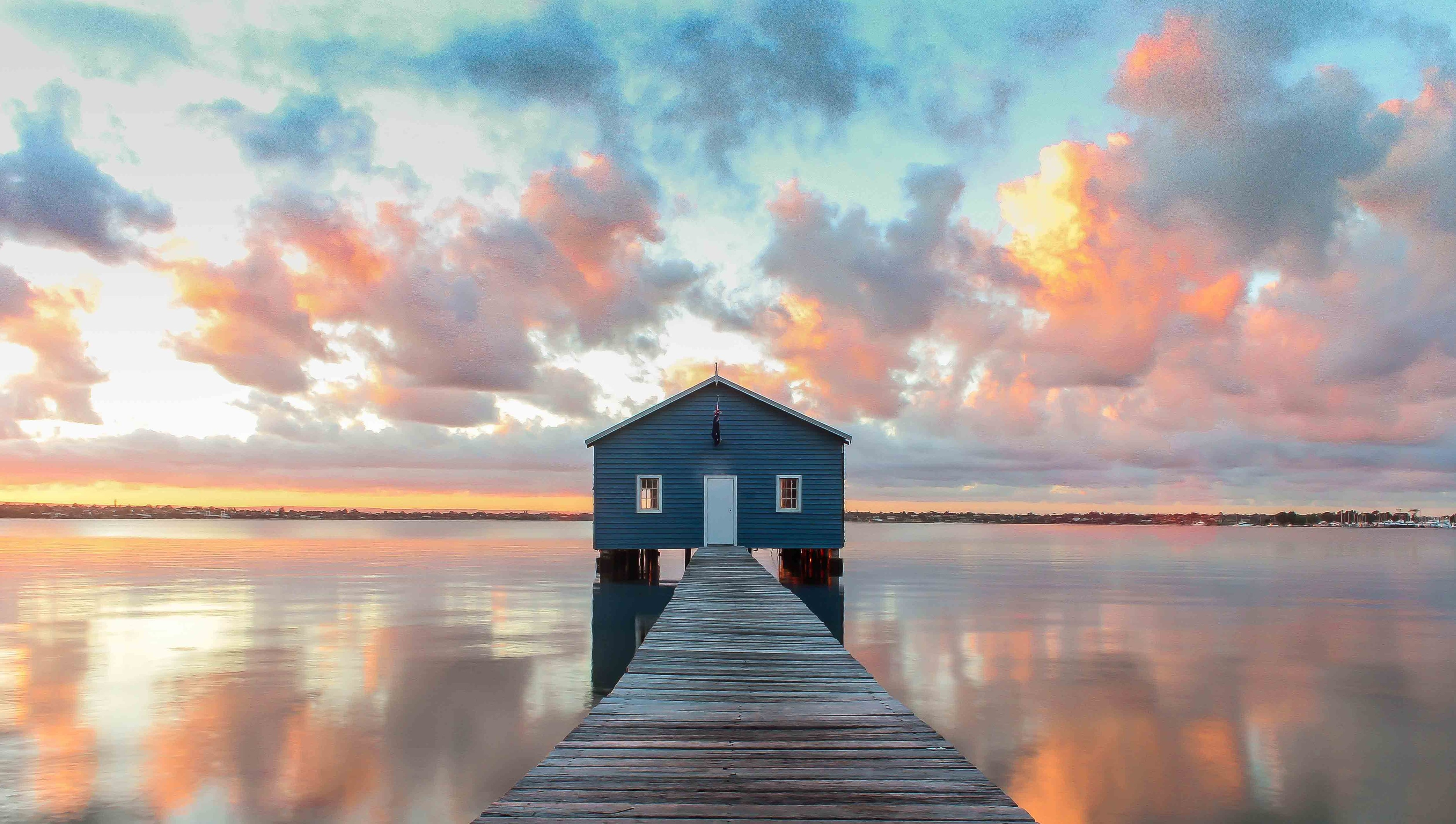 The Crawley Edge Boatshed, Western Australia