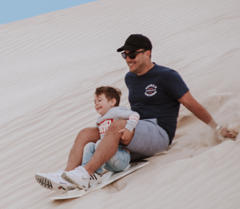 Lancelin 4WD Sand Board Adventure