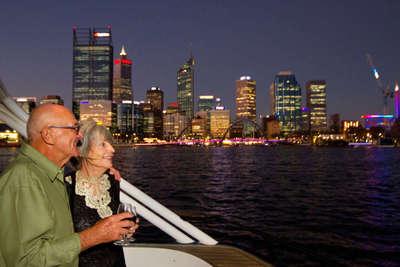 City of lights dinner cruise